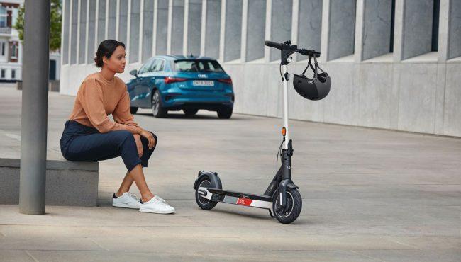 Audi eScooter 1
