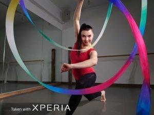 Dancer 24mm with logo