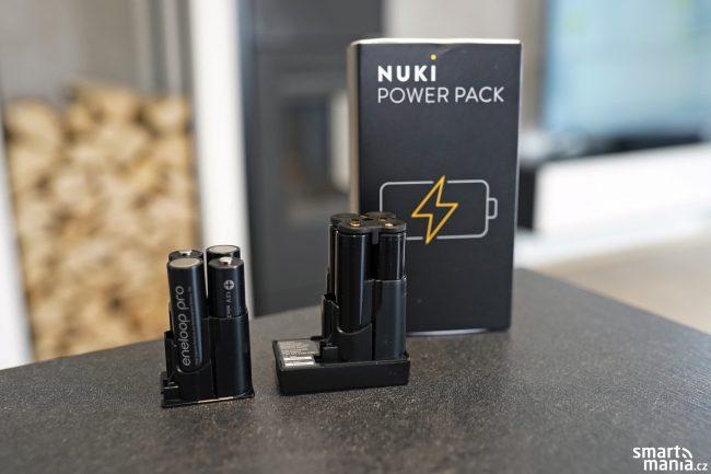 Nuki Power pack 03