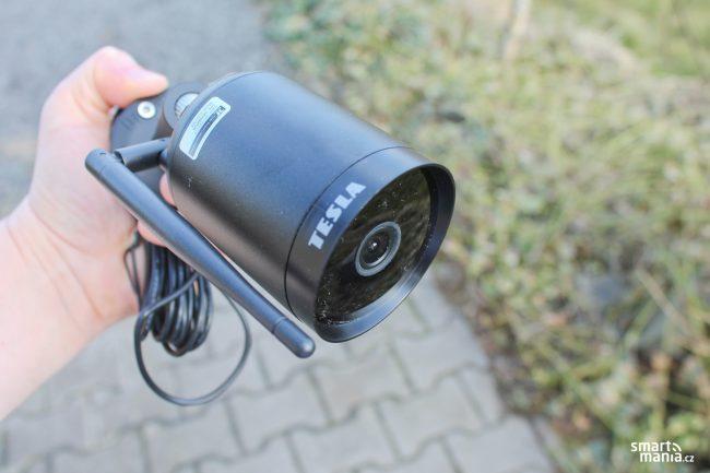Tesla Smart Camera 8