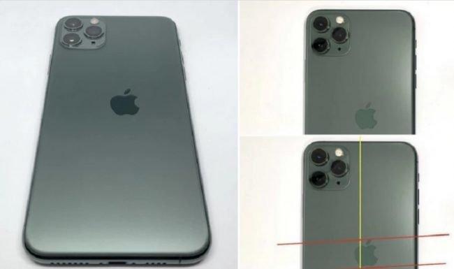 iPhone 11 Pro fail