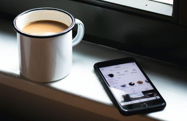 iphone coffee app