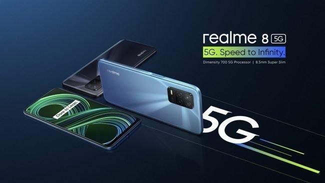 realme 8 5G 3