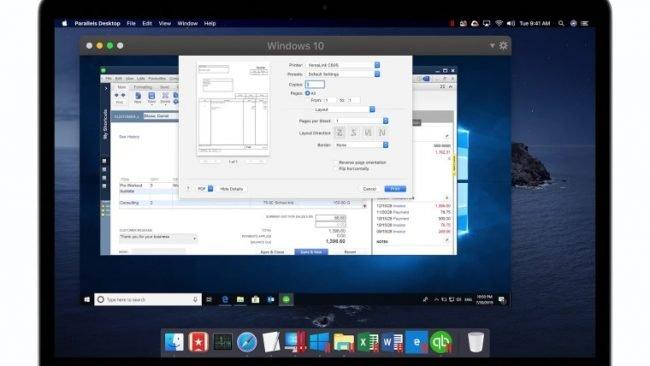 windows on mac 1