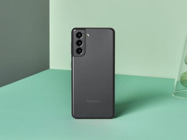 800 600 Samsung Galaxy S21 black