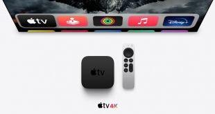 Apple TV 4K new 1