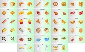 Food prepared original