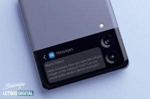 Galaxy Z Flip 3 1