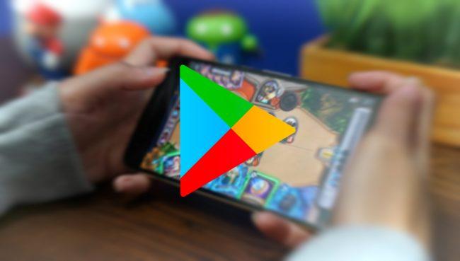 Google Obchod Play nahled Unsplash