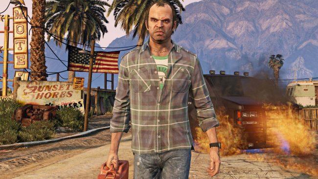 Grand Theft Auto 5 GTA 5 Trevor