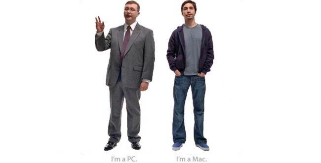 Mac vs PC reklama