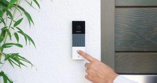 Netatmo doorbell 1