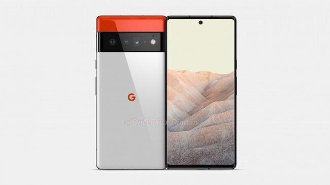 Pixel 6 1 1