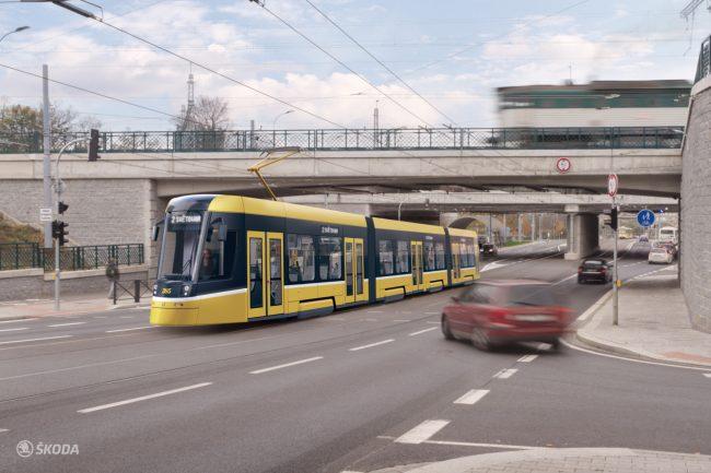 Plzen tramvaj 2