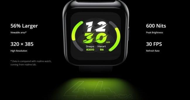 Realme Watch 2 Pro 1