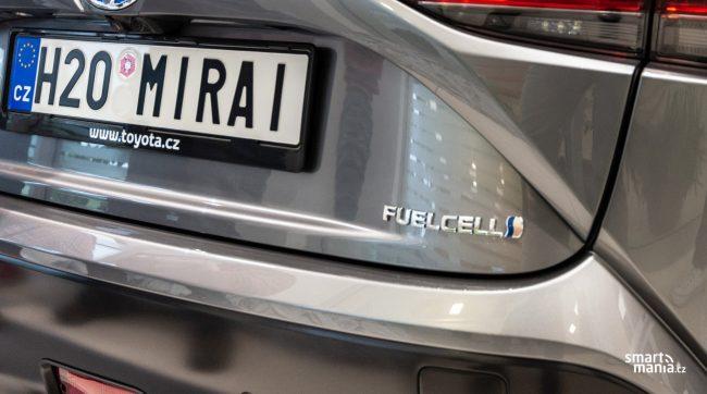 Fuelcell, tedy česky palivový článek.