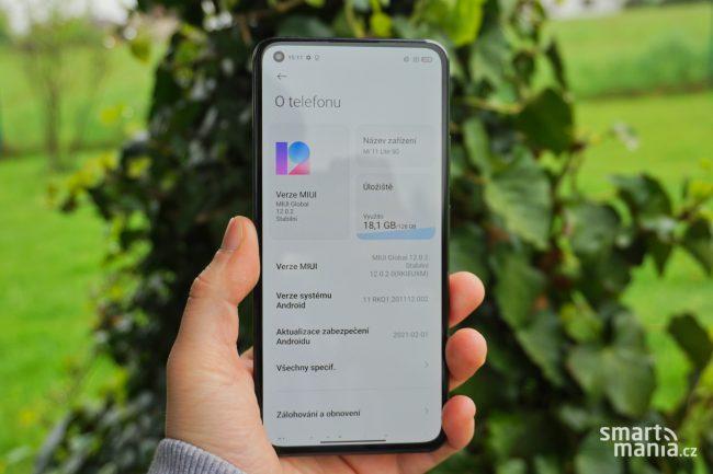 Xiaomi Mi 11 Lite 5G 5 1
