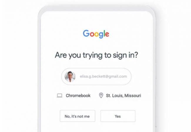 google overeni
