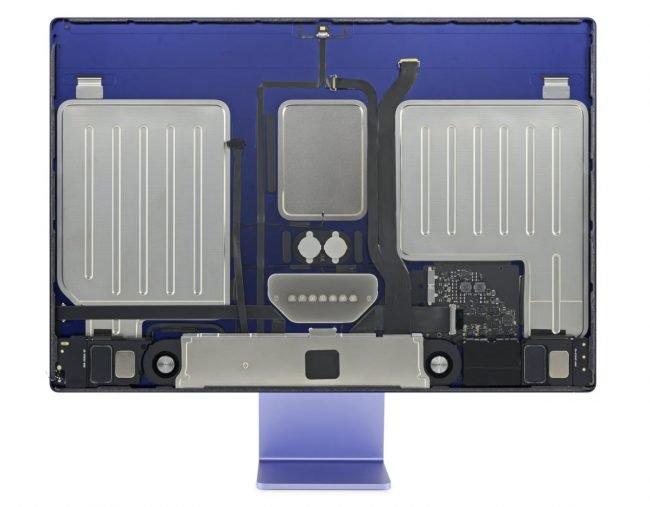 iMac teardown 2