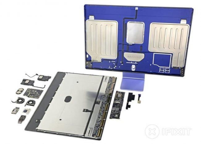 iMac teardown 3