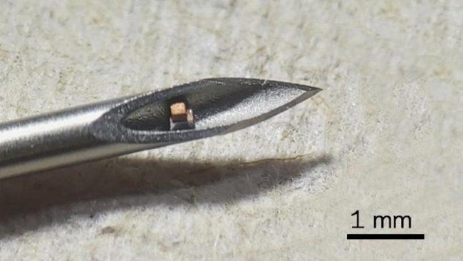 mikrocip jehla