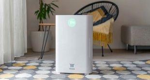 tesla smart air purifier pro recenze