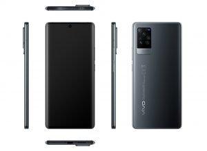 vivo X60 Pro Black 1