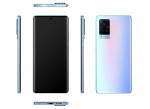 vivo X60 Pro Blue 1