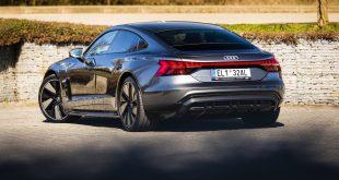 Audi e tron GT recenze test