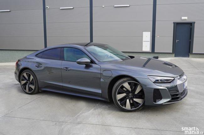 Audi etron GT 10