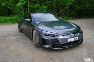 Audi etron GT 11