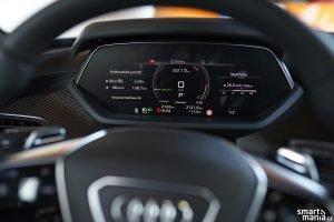 Audi etron GT displeje 02