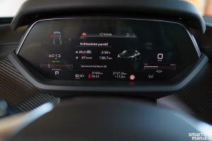 Audi etron GT displeje 04