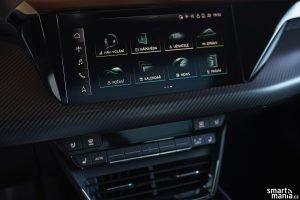 Audi etron GT displeje 05