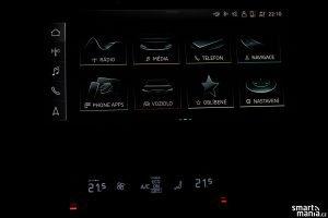 Audi etron GT displeje 06