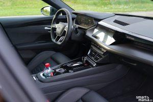 Audi etron GT interier 01