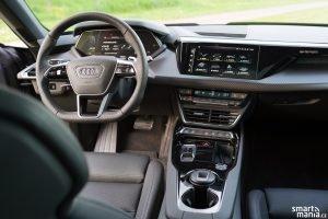 Audi etron GT interier 02