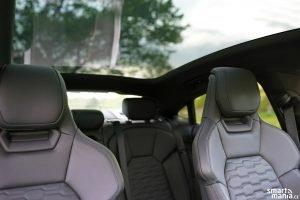 Audi etron GT interier 04
