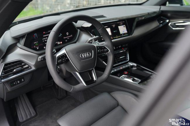 Audi etron GT interier 07