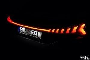 Audi etron GT svetla 02