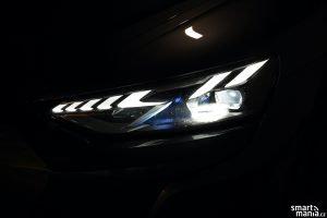 Audi etron GT svetla 03