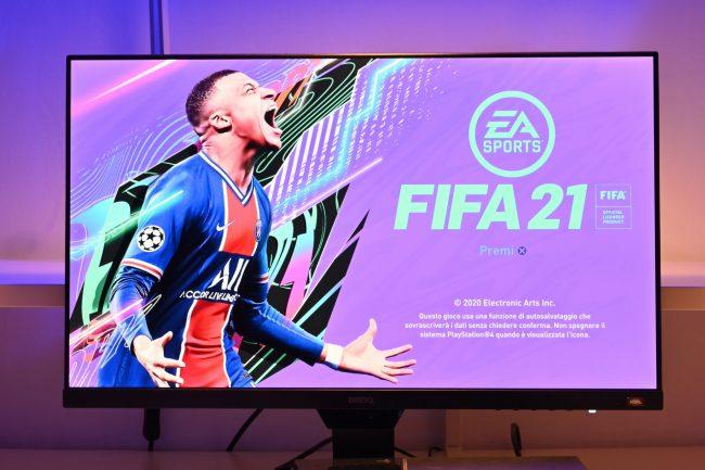 EA FIFA hry unsplash