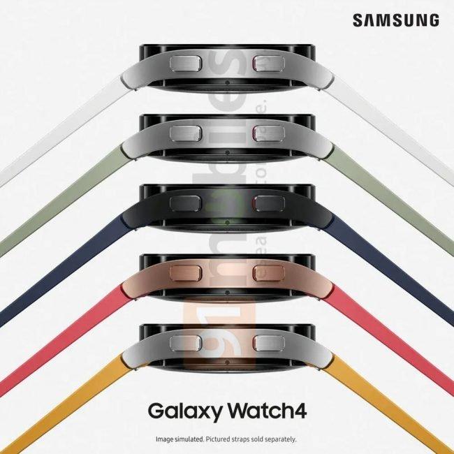 Galaxy Watch 4 3