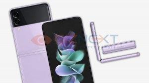 Galaxy Z Flip 3 4