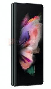 Galaxy Z Fold 3 Black