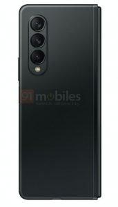 Galaxy Z Fold 3 Black 5