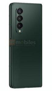Galaxy Z Fold 3 Green 6
