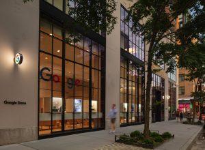 Google store NY 04