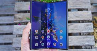 Huawei Mate X2 recenze