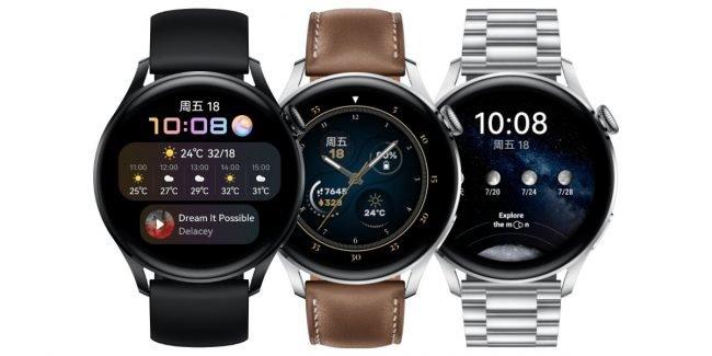 Huawei Watch 3 3